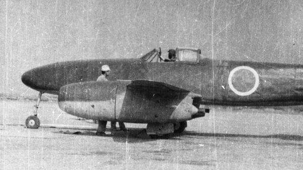 Japan Kamikaze Jet Fighter