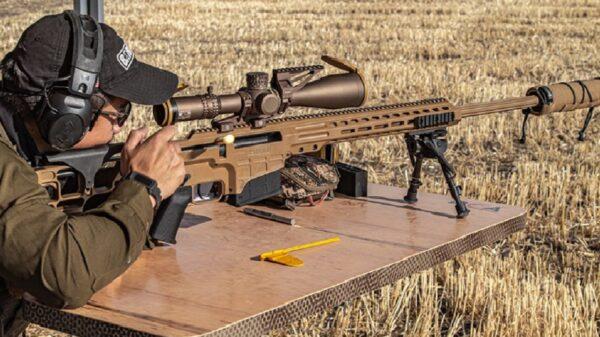 MK22 Sniper Rifle