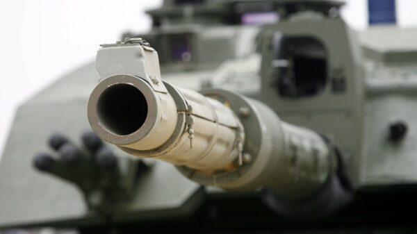 NATO Russia China Threat
