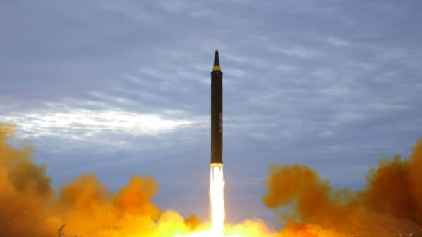 North Korea Hwasong-8