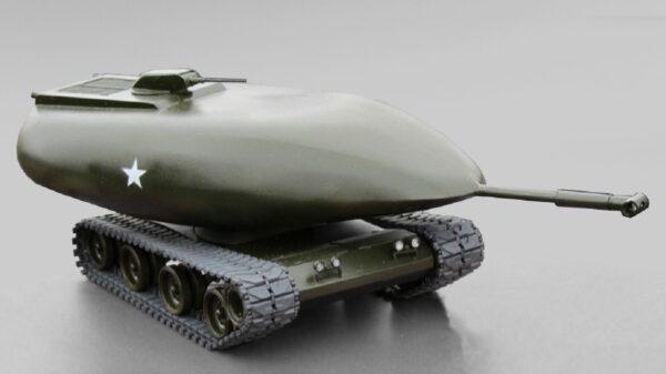 Nuclear-Powered Tank