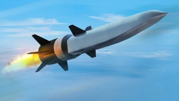Orbital Hypersonic Missile