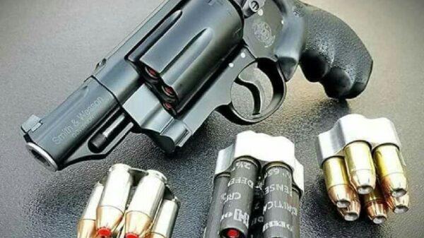 Revolver Shotgun
