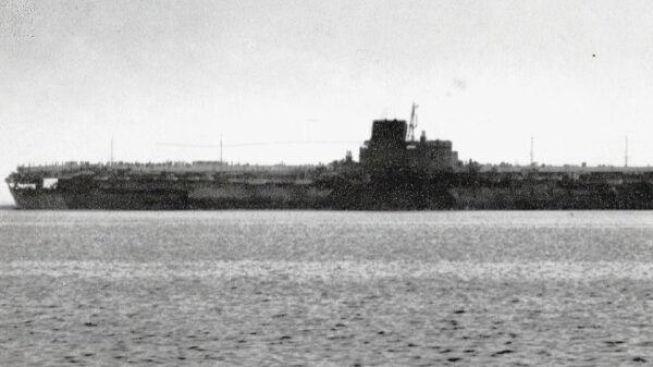 Largest Warship Ever Sunk by a Submarine
