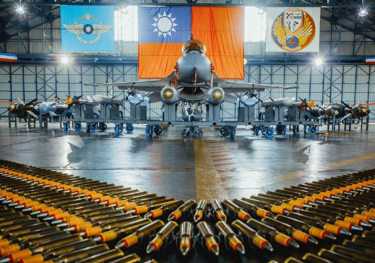 Taiwan-China War