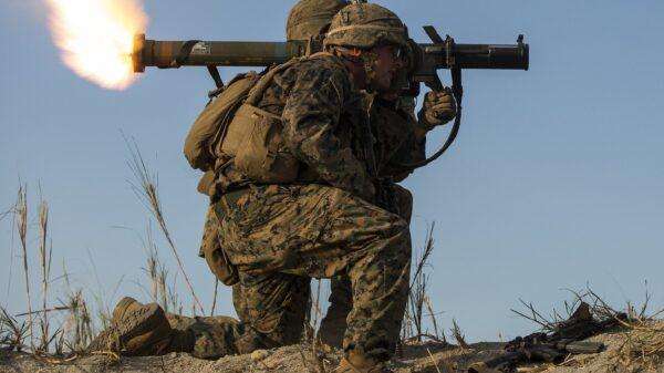 U.S. Military Marginal