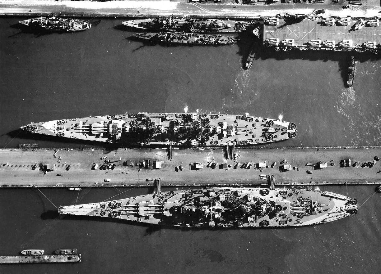 U.S. Navy Battlecruisers