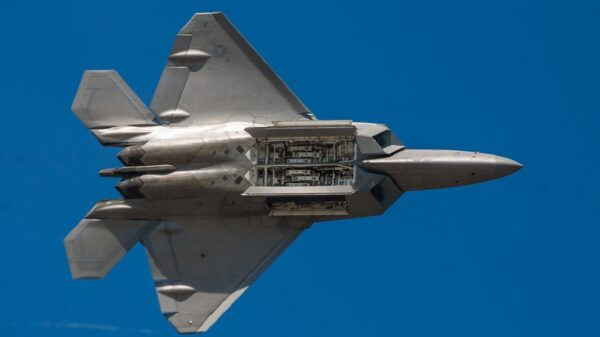 U.S. Stealth Fighter