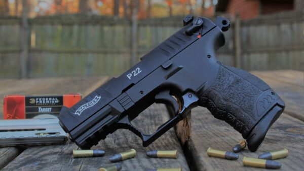Walther P22Q Review