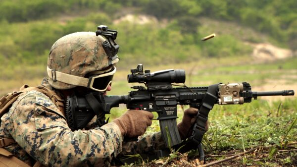 Weapons of the U.S. Marine Corps
